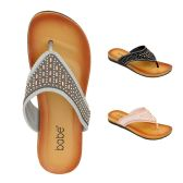 Wholesale Footwear Women's Rhinestone Flip Flop