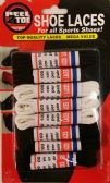 Wholesale Footwear 8 Pack Assorted Color Shoe Laces