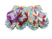 Wholesale Footwear FLOWER PRINT CUTE FLIP FLOPS FOR GIRLS