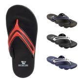 Wholesale Footwear Mens Sport Sandals Assorted Colors