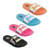 Wholesale Footwear Girls Babe Sandals Assorted Color