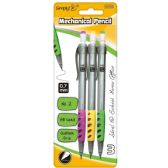 Wholesale Footwear 3 Count 7MM Mechanical Pencil