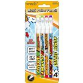 Wholesale Footwear 4 Pack Mechanical Pencil