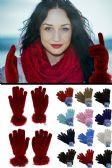 Wholesale Footwear Fuzzy Fashion Winter Gloves