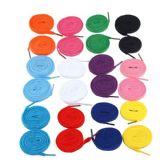 Wholesale Footwear 45 Inch Assorted Colors Sneakers And Casual Shoes Shoe Lace