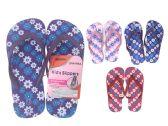 Wholesale Footwear SANDALS GIRL FLIP FLOPS