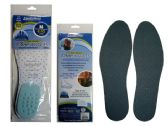 Wholesale Footwear SHOE INSOLES WITH HEEL CUSHION
