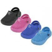 Wholesale Footwear Infant's Soft Hollow Upper Sport Clogs