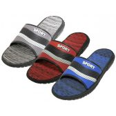 Wholesale Footwear Men's Sport Shower Slide Sandal