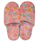 Wholesale Footwear Women's Heart Winter Slipper