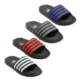 Wholesale Footwear Boys Print Slides