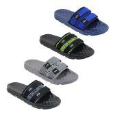 Wholesale Footwear Men's Slide Sandals