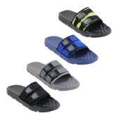 Wholesale Footwear Men's Buckle Slide