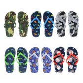Wholesale Footwear Boys Assorted Flip Flops