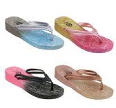 Wholesale Footwear Women's Ombre Sandals