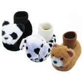 Wholesale Footwear Children Novelties Animals Head Slippers