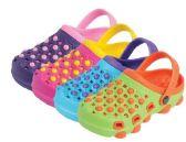 Wholesale Footwear Girls Slipper Garden Shoes