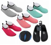 Wholesale Footwear Ladies Water Shoe Solid Stitches