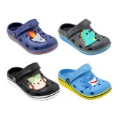 Wholesale Footwear Boys Garden Shoes Cartoons