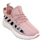 Wholesale Footwear Women's Fashion Sneakers In Pink