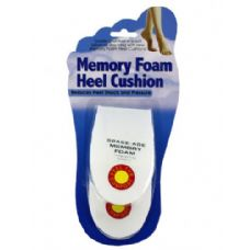 Wholesale Footwear Memory foam heel cushion
