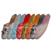 Wholesale Footwear Ladies' Mesh Slippers