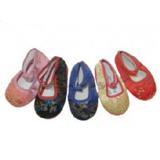Wholesale Footwear Infants' Brocade Shoes