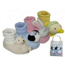 Wholesale Footwear Baby's Animal Heads