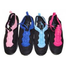 Wholesale Footwear Lady Laced Aquasocks