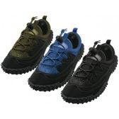 Wholesale Footwear Men's Laced Aqua Socks