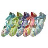 Wholesale Footwear Women's TiE-Dye CrisS-Cross Shoe