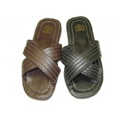 Wholesale Footwear Boys' X-Band Slippers