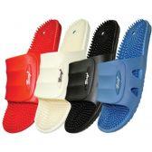 Wholesale Footwear Women's Soft Rubber Massage Slides