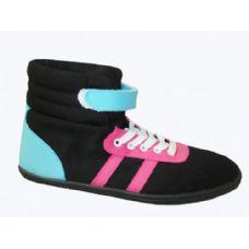 Wholesale Footwear Ladies' Combo Hi Top Shoe