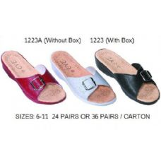 Wholesale Footwear Ladies Sanadal With Box