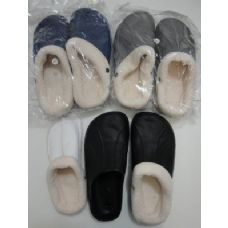 Wholesale Footwear Mens Fleece Lined Garden Shoes