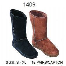 Wholesale Footwear Ladies Tall Winter Boot