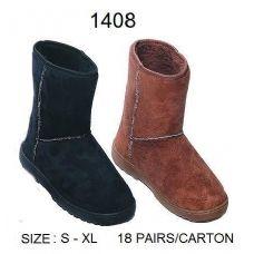 """Wholesale Footwear Ladies 10"""" Inch Winter Boot"""