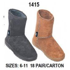 Wholesale Footwear Ladies Short Boot