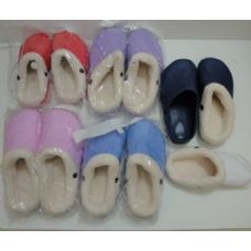 Wholesale Footwear Kids Fleece Lined Garden Shoes 1-6