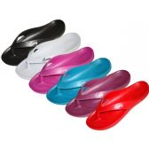 Wholesale Footwear Women's Soft Comfortable Eva Flip Flops