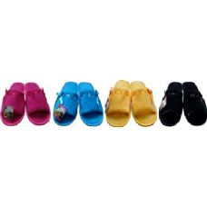 Wholesale Footwear Ladies Cumfy Slipper With Hanger