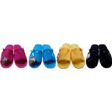Wholesale Footwear Ladies Cumfy Slipper With Hanger
