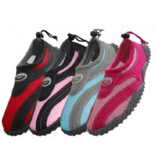 Wholesale Footwear Lady's Wave Aquasocks Size 6-11