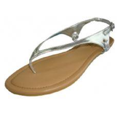 Wholesale Footwear Ladies Thong Flat Sandal