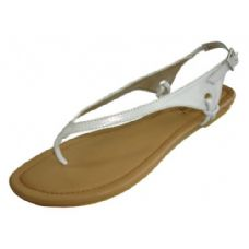Wholesale Footwear Ladies Thong Flat Sandal