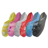 Wholesale Footwear Ladies Beaded House Slipper Size 6-11