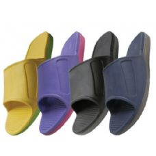Wholesale Footwear Ladies Super Cumfy Slide In Sandale