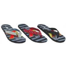Wholesale Footwear Ladies Stripe Sandal