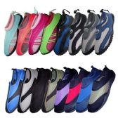 Wholesale Footwear Water Shoe Display 48 Pairs Assorted Styles + Sizes